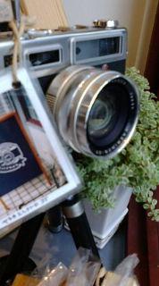 初ポパイカメラ!