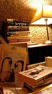 書斎cafe。