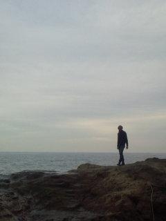 江の島の浦。