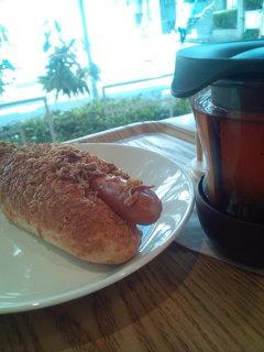 朝ごパン。