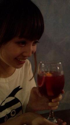 岩村愛子ちゃん。