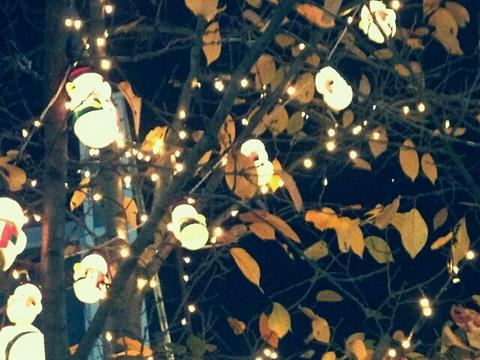 クリスマスまであと8 日!