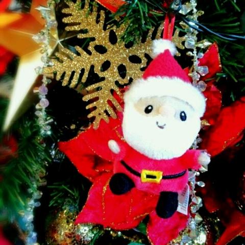 クリスマスまであと4 日!