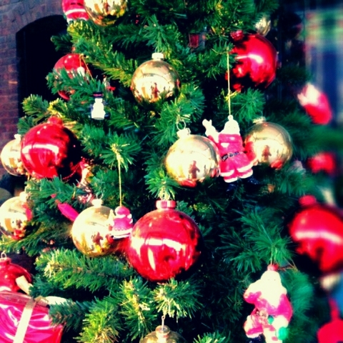 クリスマスまであと2 日!