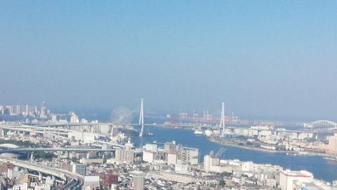 大阪出張でした。