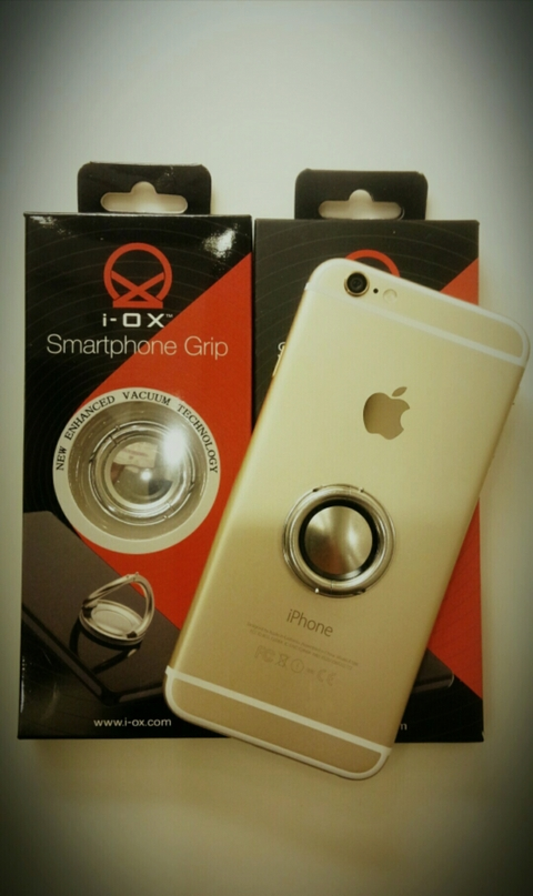 i-Ox Smartphone Grip