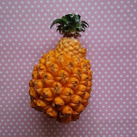 パイナップル!
